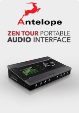 Antelope Audi Zen Tour Portable Audio Interface