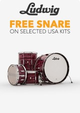 Ludwig USA Free Snare Promotion